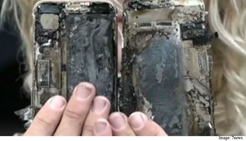 iPhone 7 Allegedly Bursts Into Flames and Damages Car; Apple Said to Be Investigating Incident