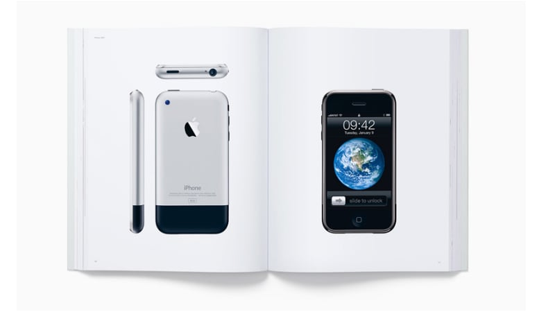 Apple Unveils Design Book With 450 Photos Chronicling 20 Years of Products