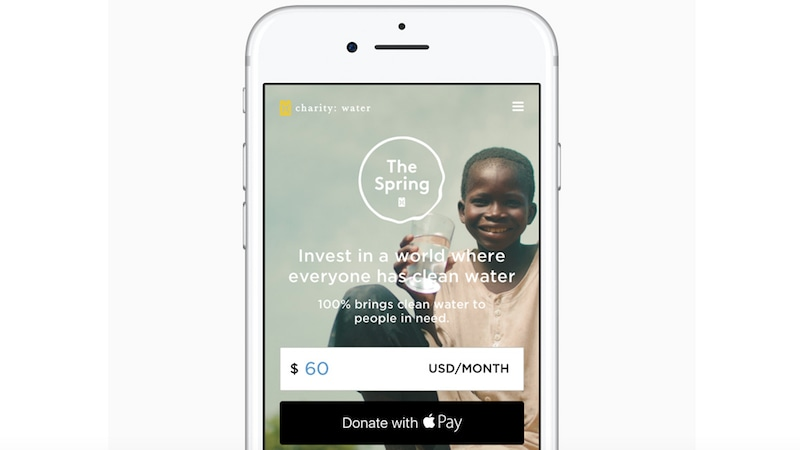 Apple Pay Expands to Charities, Samsung Pay to Offer Rewards