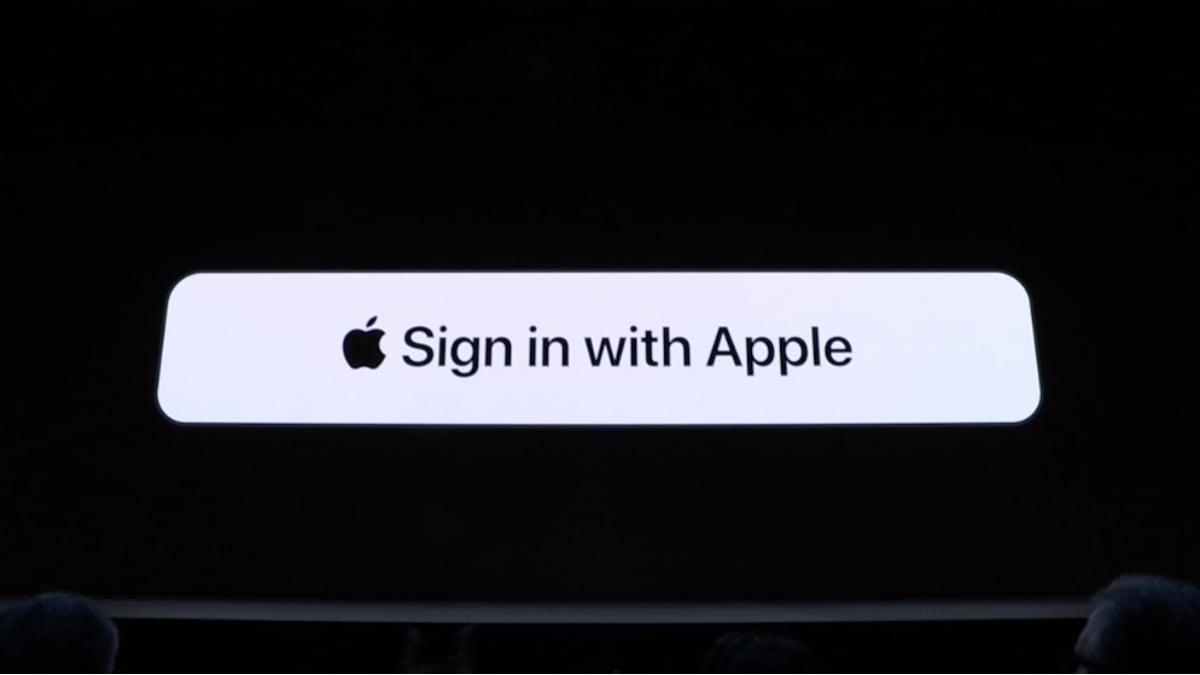 Apple Sign in Apple WWDC