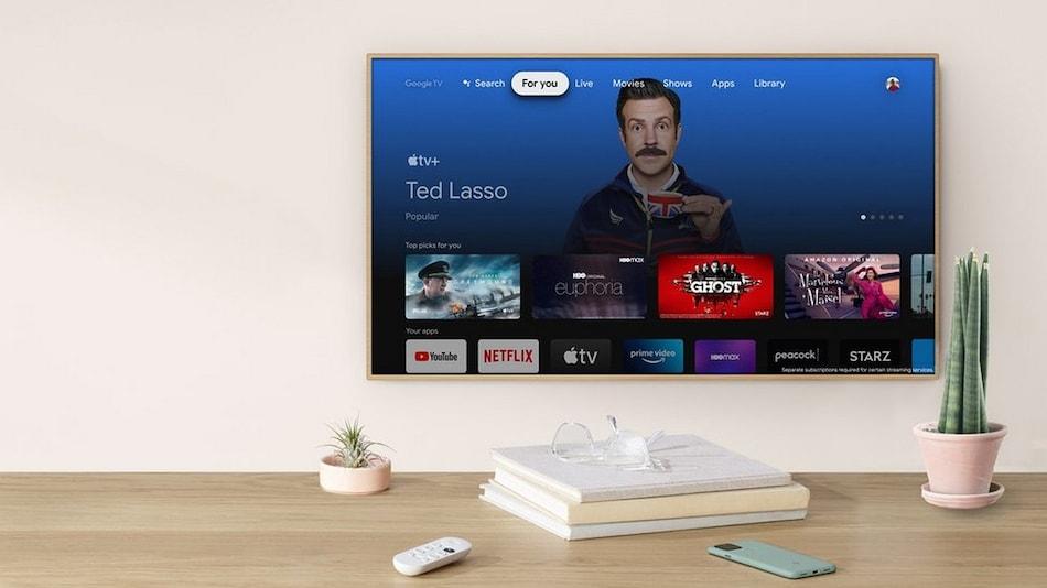 Apple TV App Including Apple TV+ Available on Chromecast With Google TV Globally