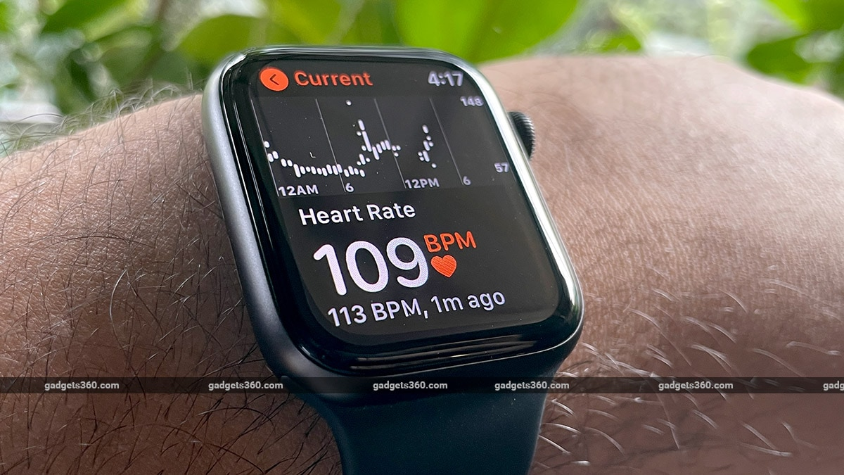 Apple Watch SE heartrate Apple Watch SE Review