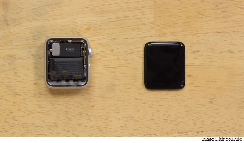 Apple Watch Series 2 Teardown Reveals a Larger Battery and ...