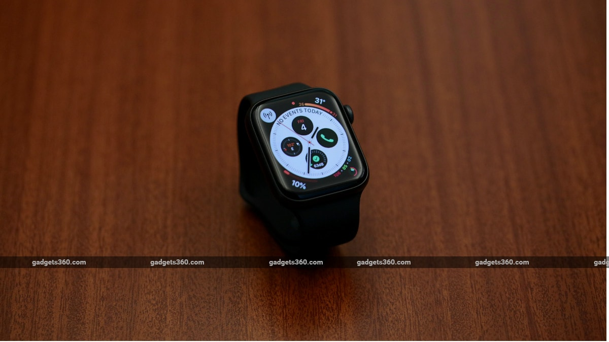 Apple Watch Series 5 display Apple Watch Series 5