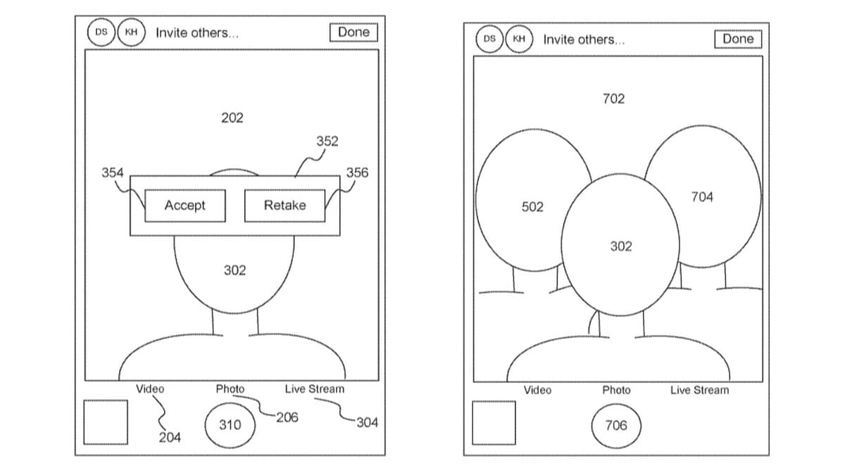 New Apple patent to help users take long-distance group selfies