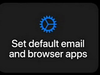 iPhone, iPad Users Will Finally Be Able to Set Default Apps for Browser, Email With iOS 14 and iPadOS 14