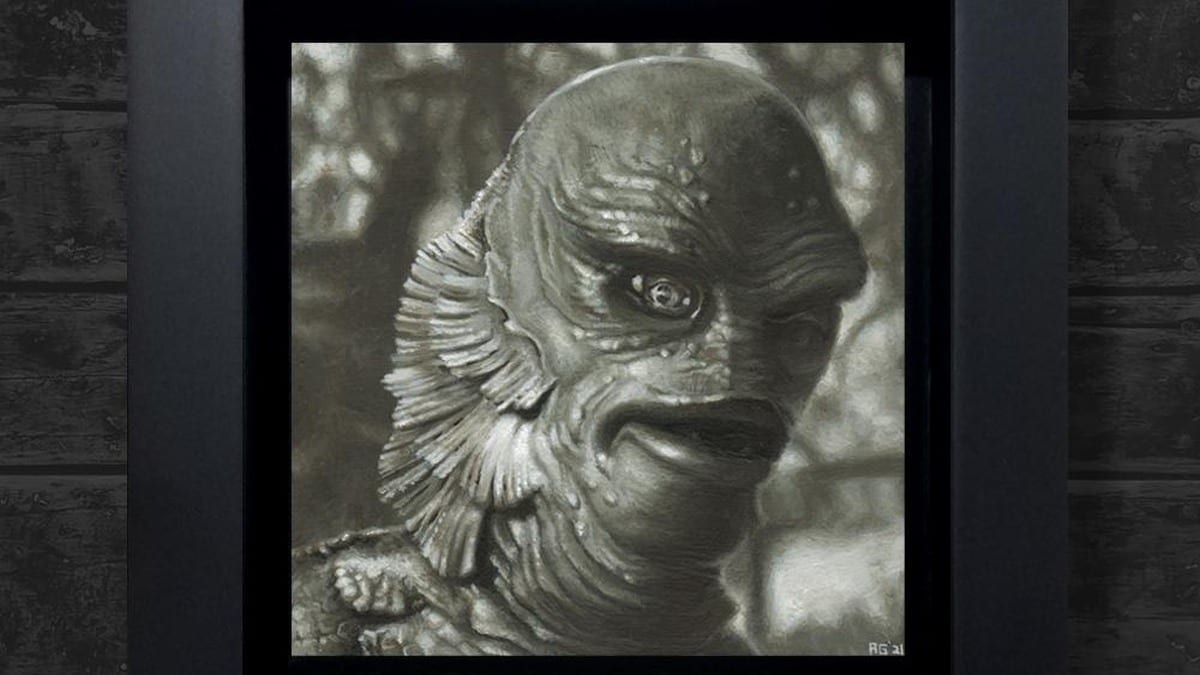Ashton Gallagher The Creature from the Black Lagoon The Creature from the Black Lagoon