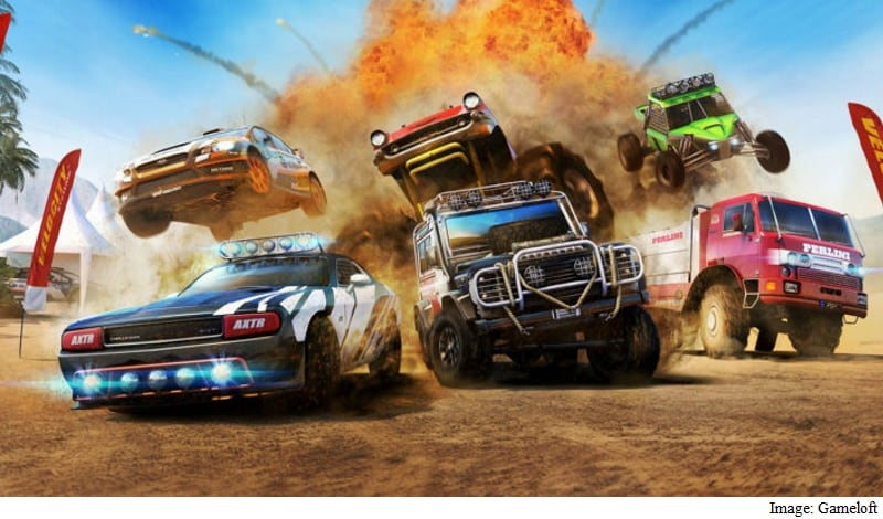 Asphalt Xtreme Wants to Challenge the Off-Road Racer in You