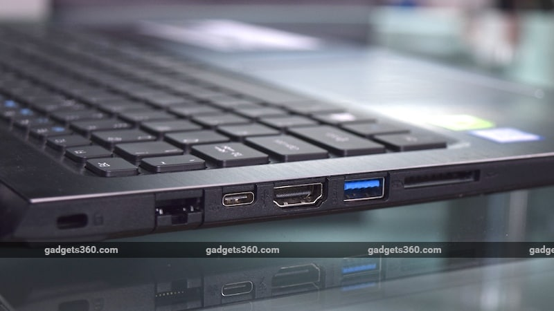 Acer Aspire 5 A515-51G Review | NDTV Gadgets360 com