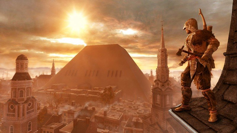 Assassin S Creed Origins Trailer Shows Off Gameplay Setting