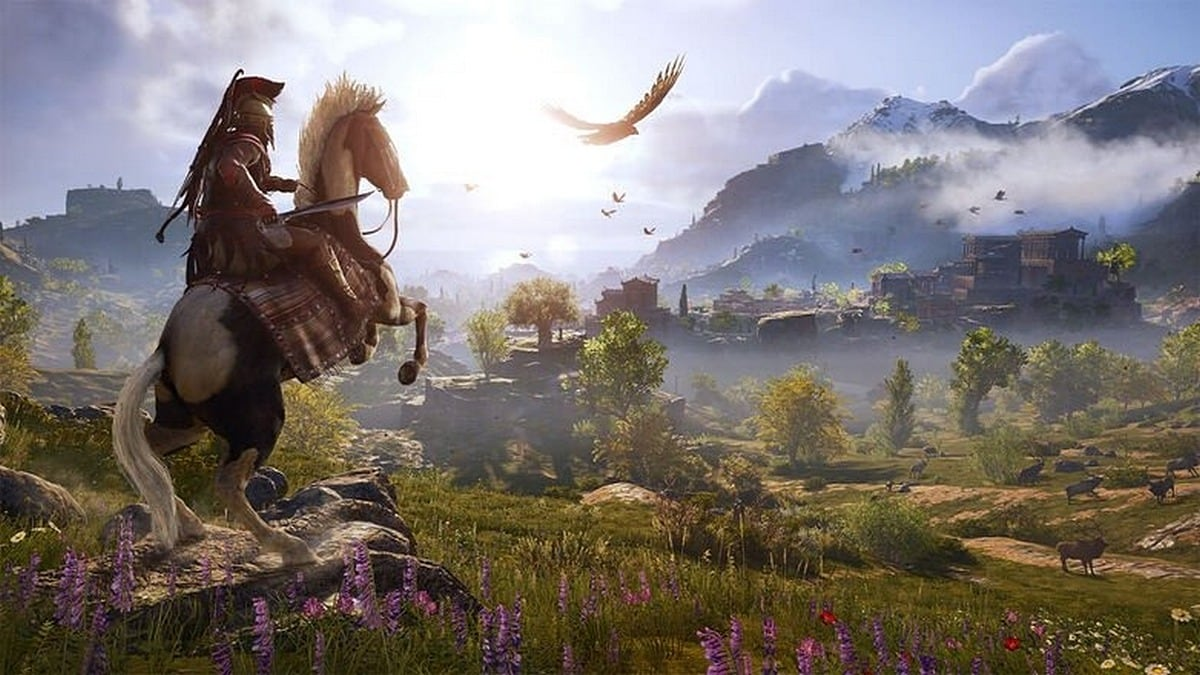 Ubisoft Spring Sale Offering Huge Discounts on Assassin's Creed Odyssey, Tom Clancy's the Division 2, More