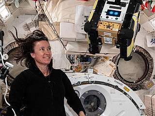 AstroBee Robots Will Help Astronauts With Their Chores on ISS