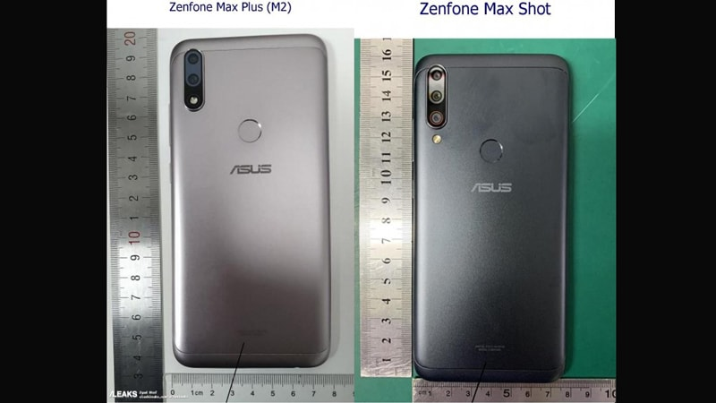 Asus ZenFone Max Plus M2, ZenFone Max Shot Reportedly Certified by Anatel Ahead of Launch