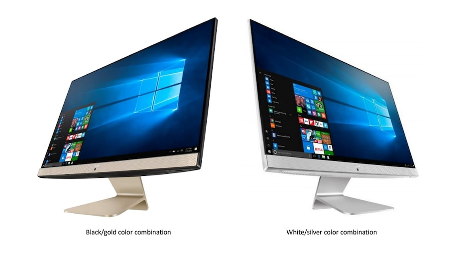 Asus AiO V241 All-in-One Desktop PC With 11th-Gen Intel Core i5 CPU, Full-HD Display Launched in India