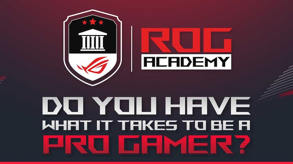 Asus Wants Gamers in India to Join ROG Academy Programme, Company Executive Shares Insight