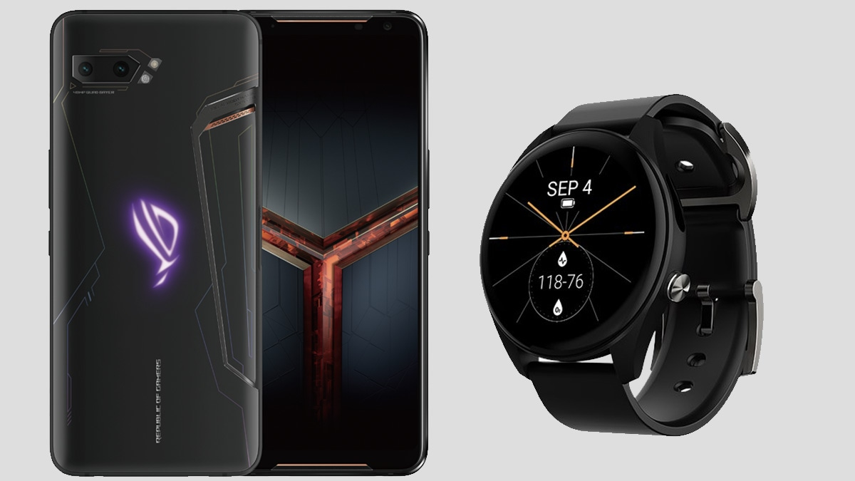Asus ROG Phone 2 Ultimate Edition  Vivowatch SP Unveiled at