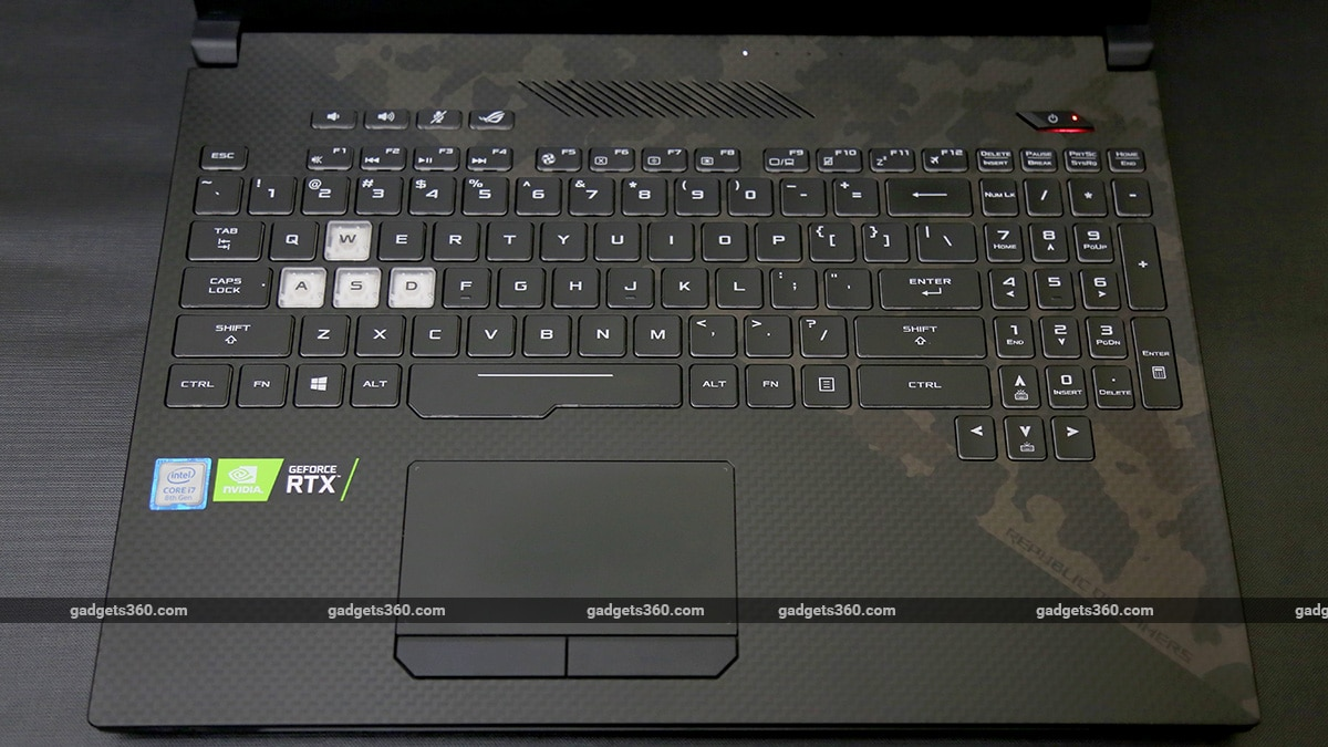 Asus ROG Strix Scar II Gaming Laptop Review | NDTV Gadgets360 com