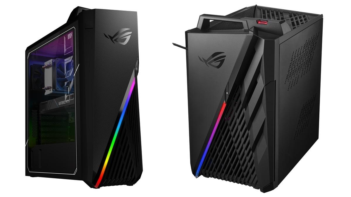 Asus TUF laptop ROG desktop inline asdad