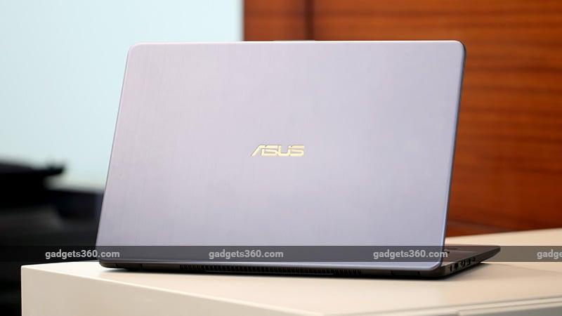 Asus VivoBook 15 X505Z back ndtv Asus