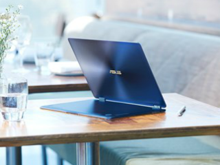 Asus ZenBook Flip S UX370UA Ultra-Thin Convertible Laptop Launched in India: Price, Specifications