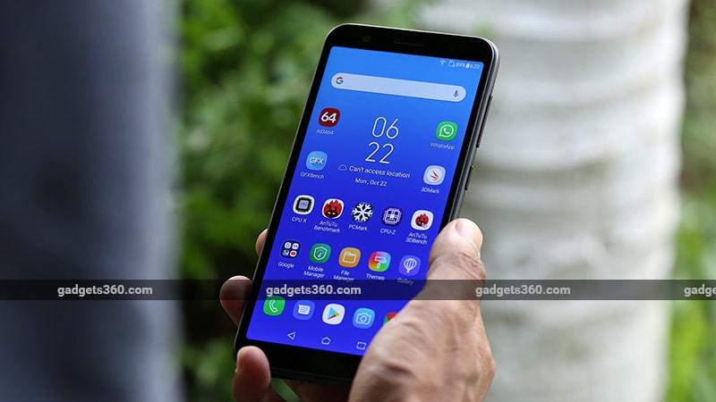 Asus ZenFone Lite L1 Review | NDTV Gadgets360 com