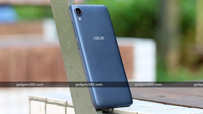 Asus ZenFone Lite L1 Back Asus ZenFone Lite L1 Review