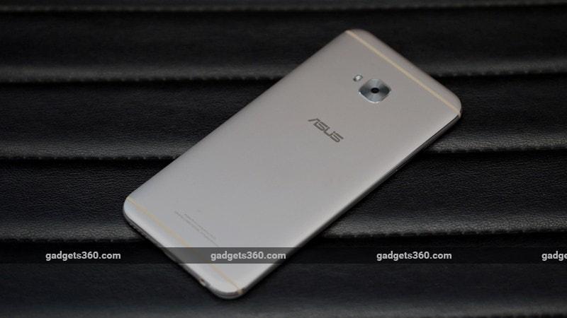 Asus Zenfone 4 Selfie Pro back ndtv asus