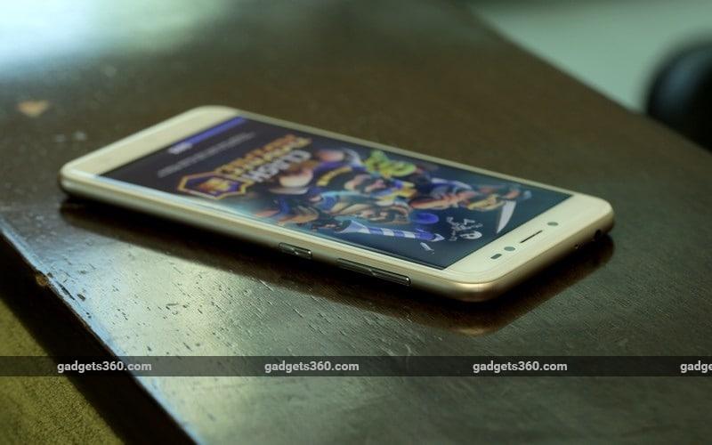Asus Zenfone Live Buttons NDTV Asus ZenFone Live