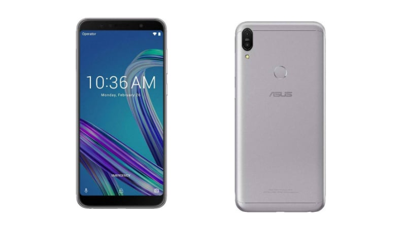 Image result for Asus launches ZenFone Max Pro M1 Smartphone in India
