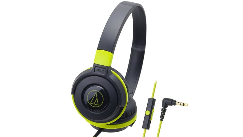 Audio Technica ATH S100is inline Audio Technica ATH S100is