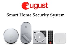 August Home Security System To Smartly Secure Your Space