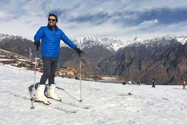 Auli Skiing 1553505879710