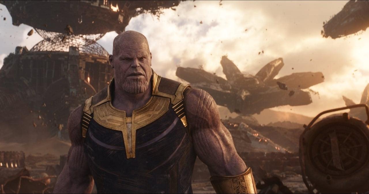 Avengers Infinity War thanos titan Avengers Infinity War