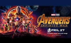 Avengers: Infinity War Movie Ticket Offers: Book Movie Ticket Online on Paytm, BookMyShow for Offers and Cashbacks