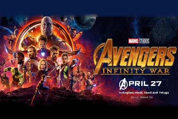 Avengers: Infinity War Movie Ticket Offers, Book Tickets Online on Paytm, BookMyShow