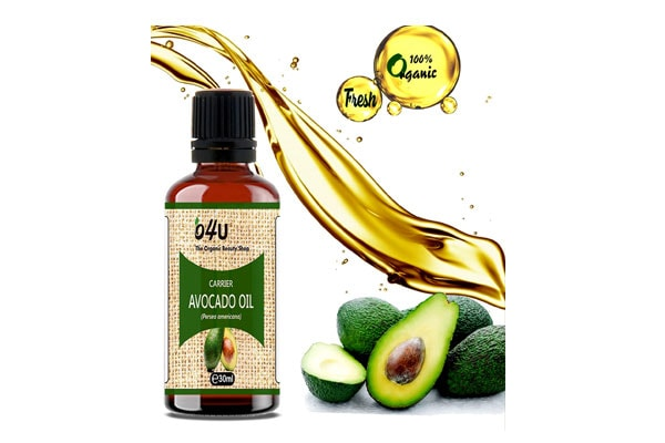O4U Fresh & Organic cold pressed Avocado Oil