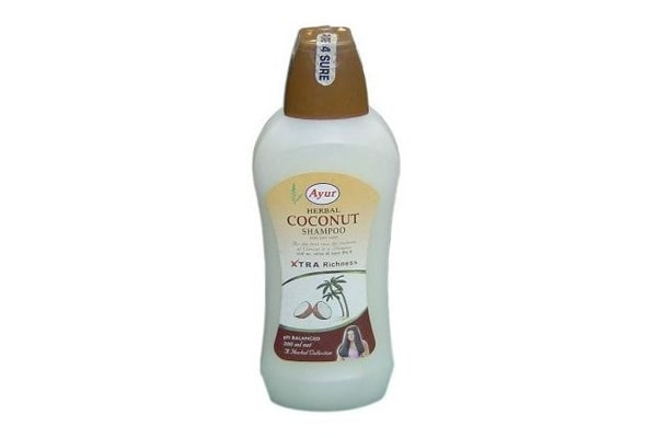 Ayur Herbals Coconut Shampoo For Dry Hair
