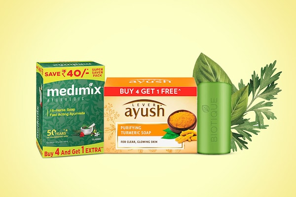 Ayurvedic Soaps: Experience An All Natural Goodness In Your Bath