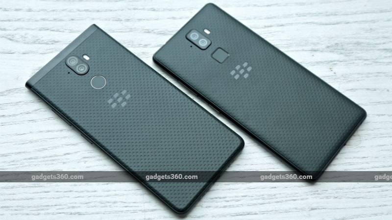 BlackBerry Evolve Android smartphones unveiled
