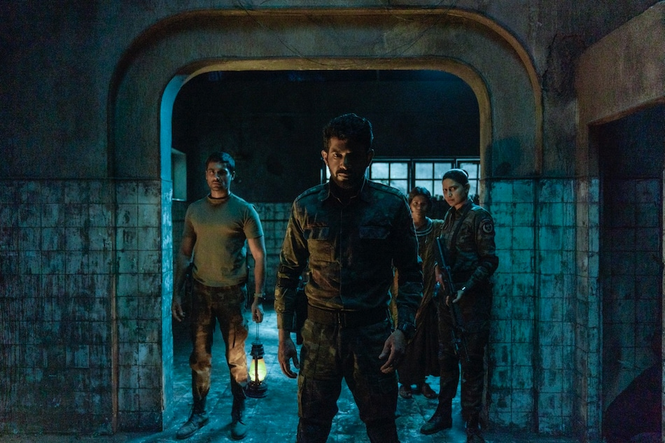 Betaal: Netflix Unveils May Release Date, Cast, First Look for SRK-Produced Zombie Horror Series
