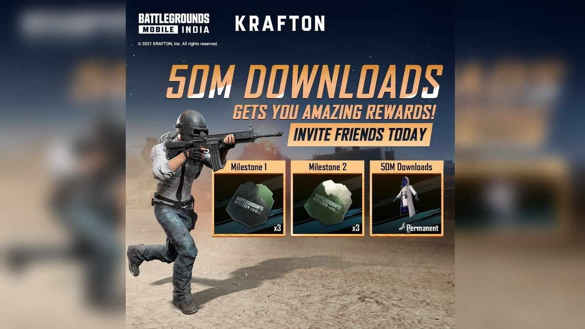 Battlegrounds Mobile India Players Rewarded for Daily Special Bundle Issues
