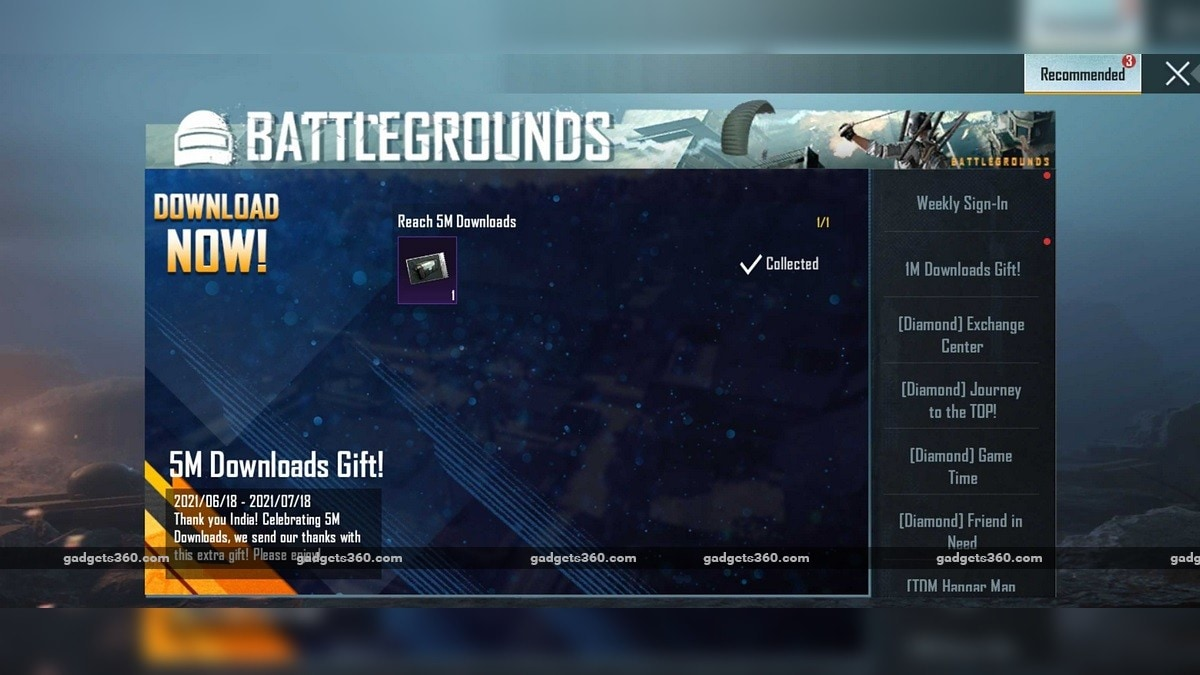 Battlegrounds Mobile India Crosses 5 Million Downloads in Early Access
