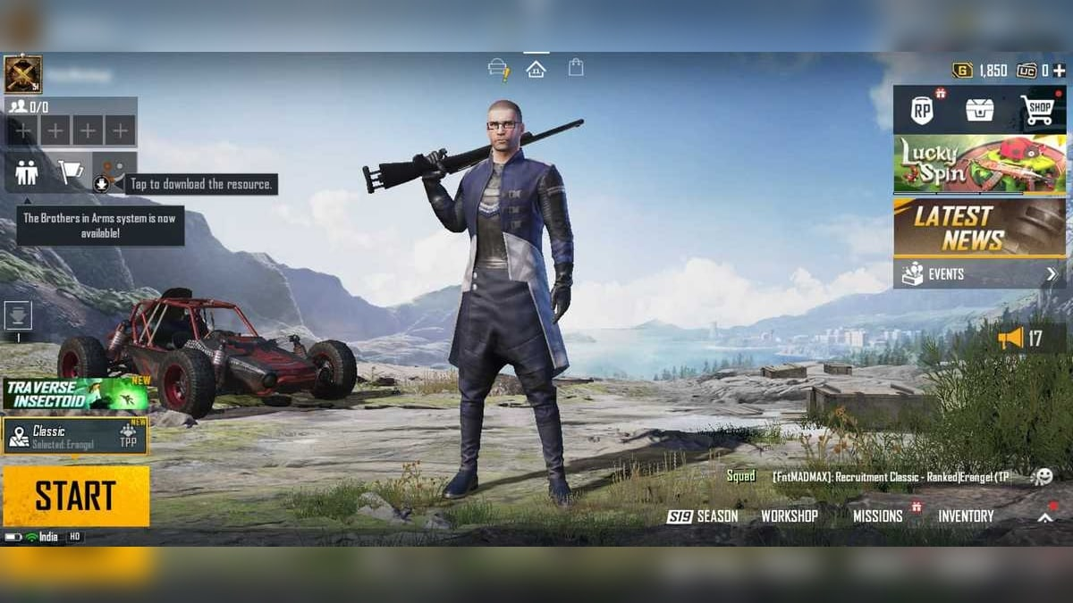 Photo of Battlegrounds Mobile India First Impressions: PUBG Mobile Similarities and Differences