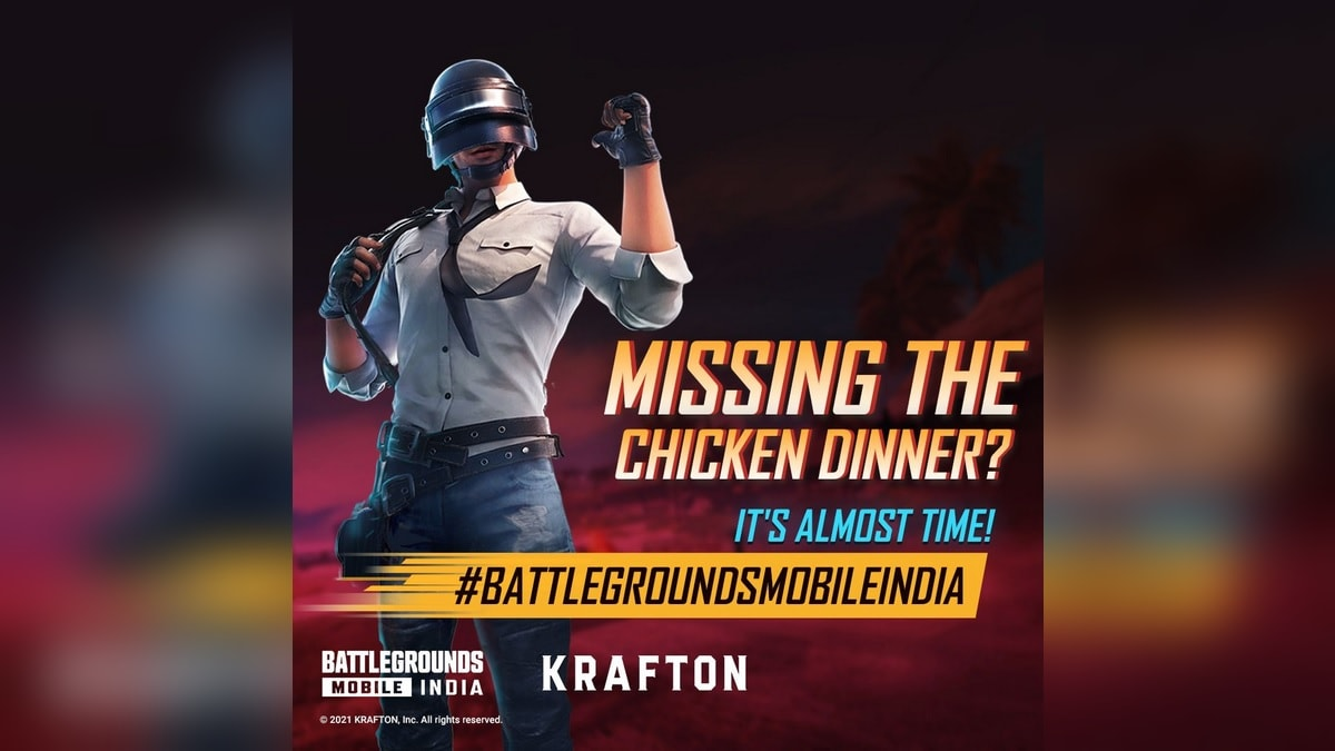 PUBG Mobile India Remake Battlegrounds Teased to Be 'Almost Here' - Gadgets 360 thumbnail