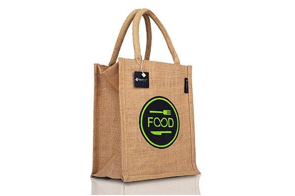 BUYRITE Lunch Box Jute Bag 1611081511340