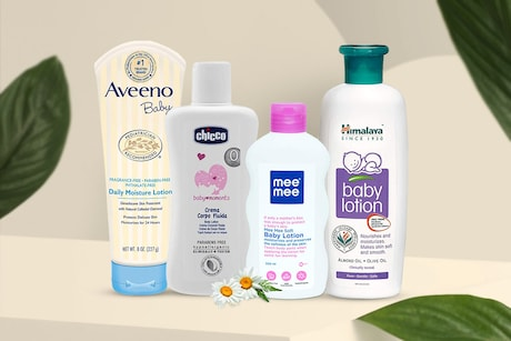 Top-Notch Baby Lotions To Satiate The Delicate Skin of Babies