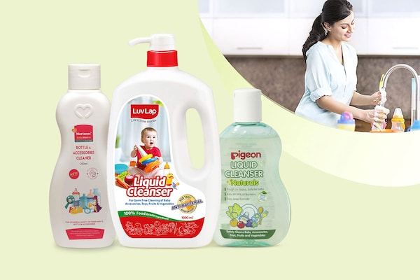 Baby Accessories' Cleansers: Ensure Your Kid's Safety
