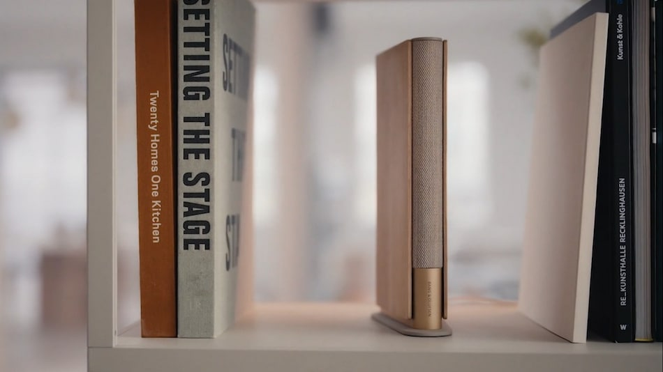 Beosound Emerge by Bang & Olufsen With 120W Output, Unique Book-Like Design Launched