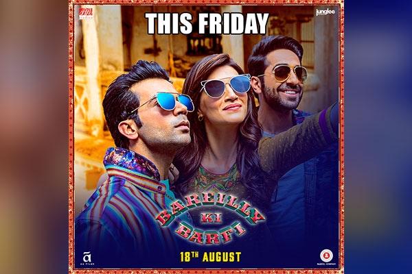 Bareilly Ki Barfi Movie Tickets Online, Top Movie Ticket Offers, Promocodes