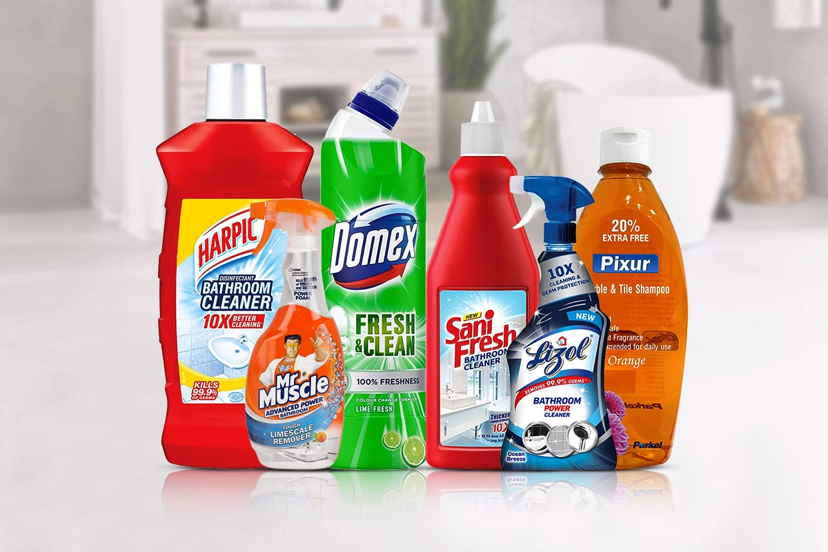 Best Bathroom Cleaners, Top Bathroom Cleaning Products ...